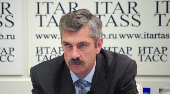 Александр Белов, главный инженер ГУП «Мостотрест»
