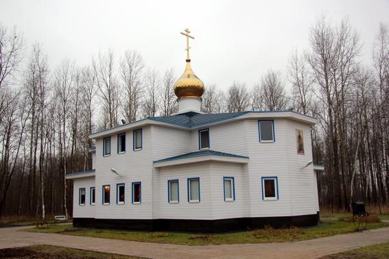 Церковь иконы Живоносный источник на Нижне-Каменской улице