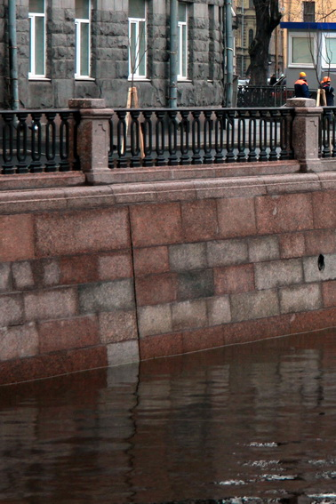Деформационный шов канала Грибоедова