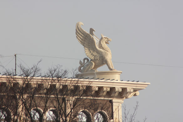 Жилой дом Венеция на Крестовском