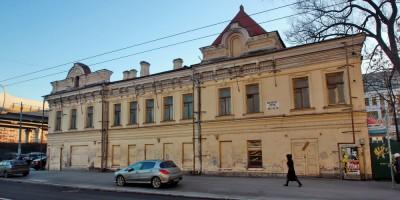 Дом Богомолова на проспекте Стачек, 48, литера И