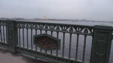 Перила Дворцового моста