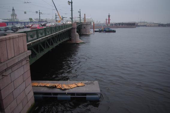 Реконструкция Дворцового моста
