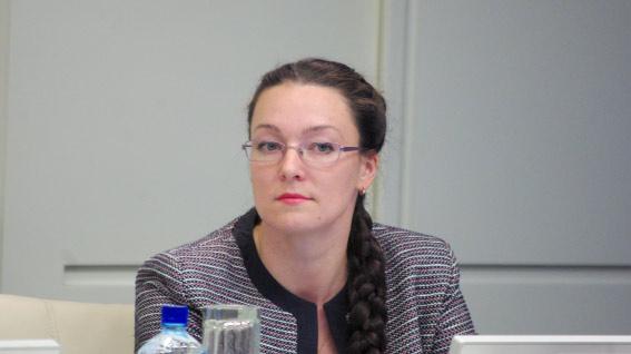 Юлия Харчилава, КГИОП