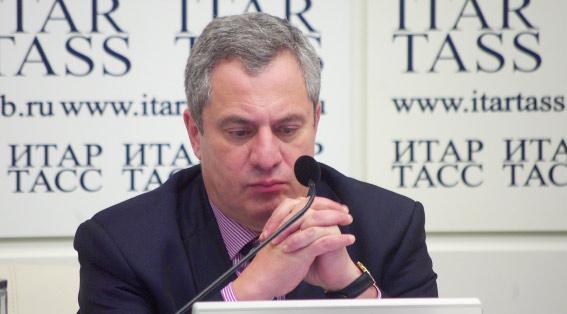 """Алексей Журбин, генеральный директор """"Институт """"Стройпроект"""""""""""