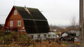 Каменка и жилая застройка Приморского района