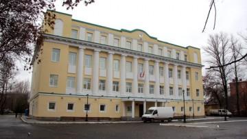 Здание для размещения мировых судей на улице Крупской, 9