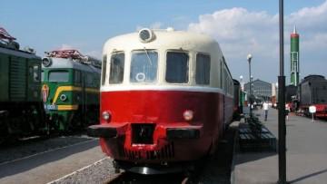 Паравозный музей Варшавского вокзала