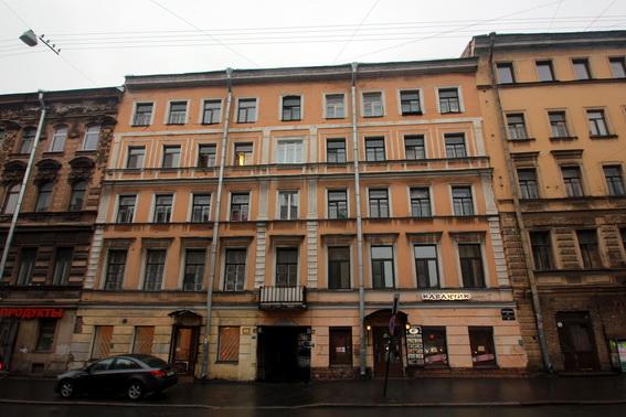 Полтавская улица, 10