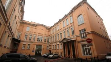 Полтавская улица, 12, двор, ДК полиции, милиции