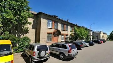 Поликлиника на улице Борисова, 9, при больнице № 40