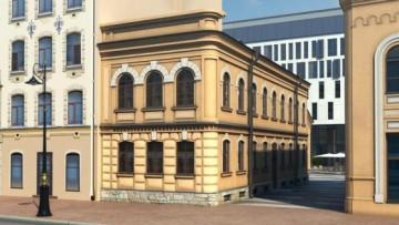 Проект приспособления исторического здания завода Сан-Галли