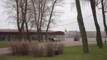 Ресторан у равелина Петропавловской крепости