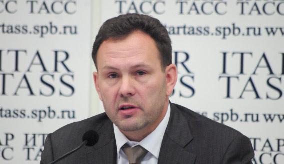 Шмидт Владимир Арминович, и. о. председателя Комитета по развитию транспортной инфраструктуры Санкт-Петербурга