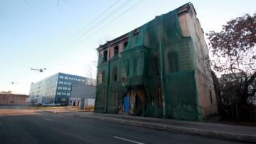 Улица Ивана Черных, 27, доходный дом Гордзялковских