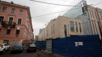 Вторая сцена Мариинки, Минский переулок