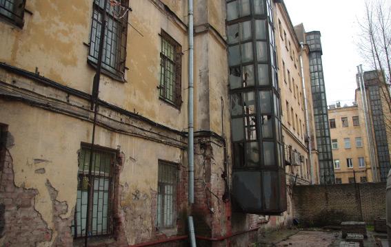 Здание на Заставской улице, 25