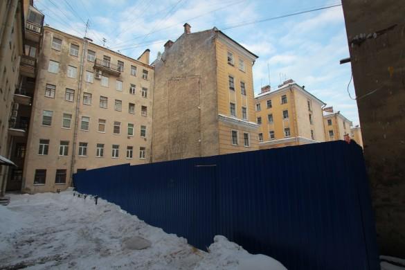 Дом под реконструкцию, Загородный проспект, 19