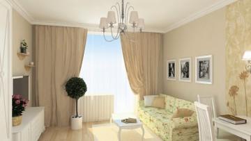 Общий вид квартиры в корпусе «Марья»