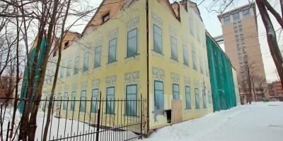 Большой проспект Васильевского острова, 85, литера Р