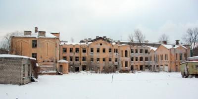 Большой проспект Васильевского острова, 85, литера Р, двор