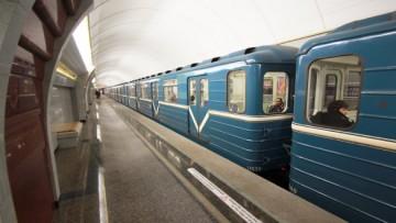 Новая станция метро «Бухарестская»