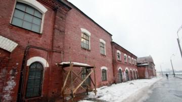 Бумажная фабрика Варгуниных на Октябрьской набережной, 54
