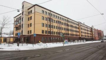 Центр детской хирургии на Сампсониевском
