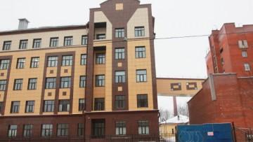 Центр детской хирургии на Сампсониевском, фасад