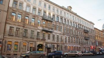 Дом Опеля на Кирочной улице, 23