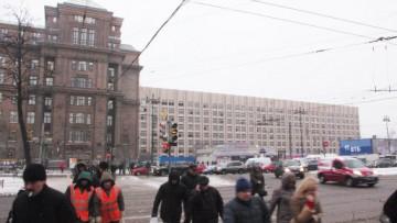 Административный корпус «Электросилы» за метро