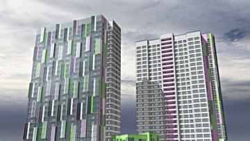 Проект жилого комплекса «Иван да Марья»