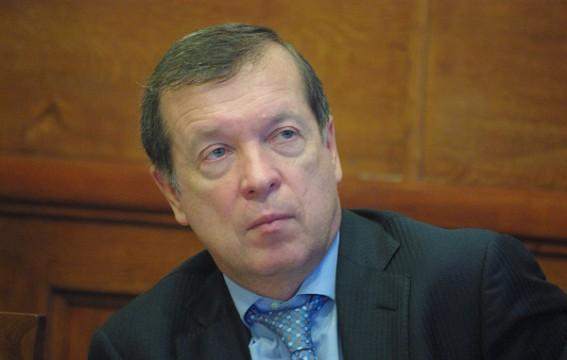 Катенев, президент Санкт-Петербургской ТПП