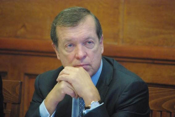 Владимир Катенев, президент Санкт-Петербургской ТПП