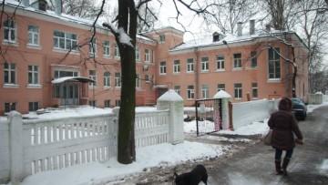 Кождиспансер на Савшукина, реконструкция под гостиницу