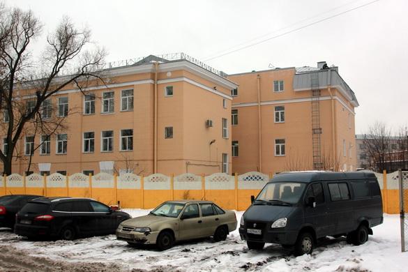 Кировский суд, пристройка