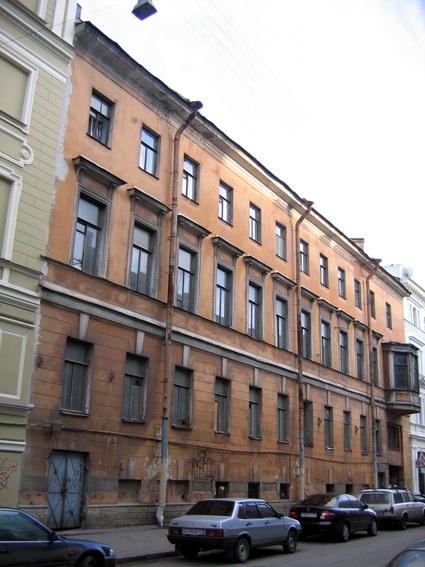 Кирпичный переулок, 4