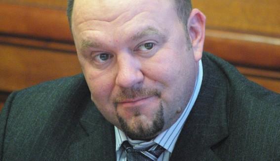 Александр Лобков, председатель Комитета по печати и взаимодействию со средствами массовой информации