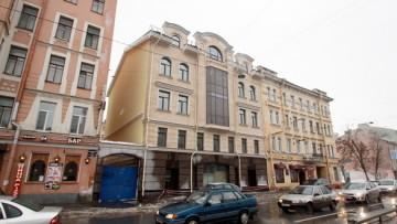 Лиговский проспект, 200а, бизнес-центр
