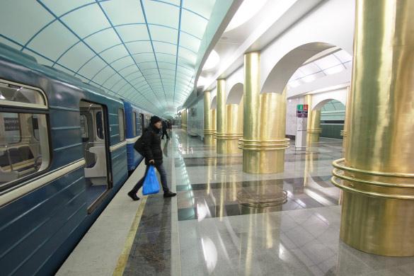 Станция метро «Международная»