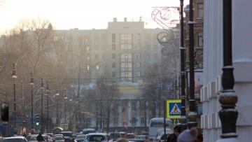 «Парадный квартал», вид с Потемкинской улицы