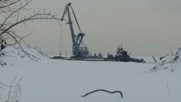 Подготовка к стройке центрального участка ЗСД