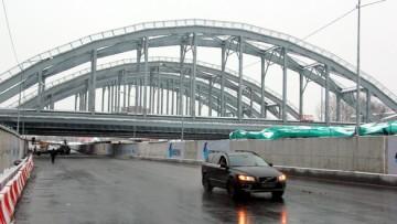 Полутоннель северной набережной Обводного канала