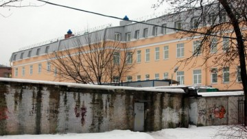 Пристройка к Кировскому суду