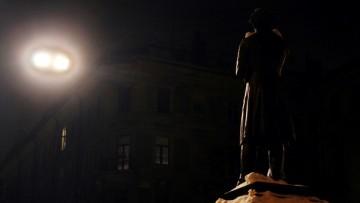 Пушкин на Пушкинской улице