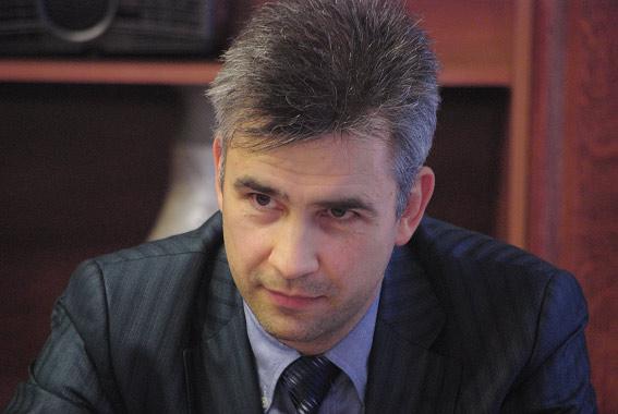 Рябовол Владимир Владиславович, руководитель представительства Russ Outdoor Russia в Санкт-Петербурге