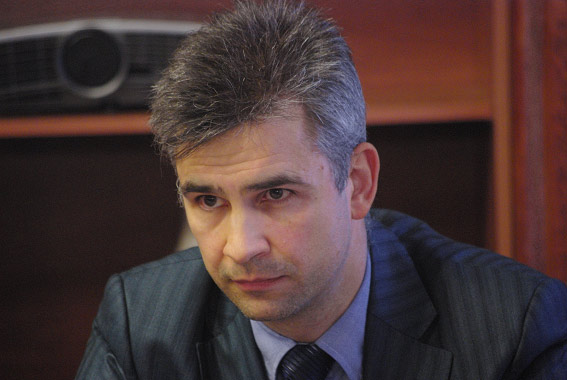 Владимир Рябовол, руководитель представительства Russ Outdoor Russia в Санкт-Петербурге