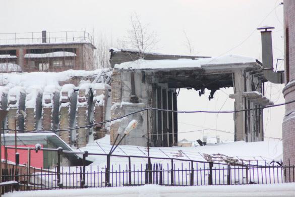 Завод на Рыбинской