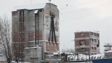 Башня на территории стройбазы «Рыбинская»