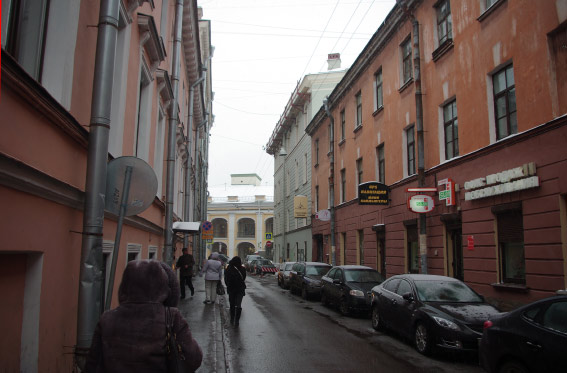 Садовая улица, 22, дом Коровина и Гаврилова
